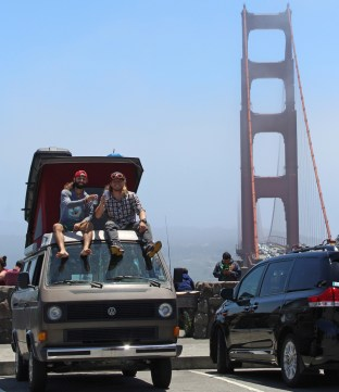 Chris-Tarzan-Clemens---Road-Trip-Golden-Gate-Bridge