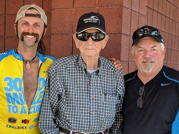 Chris-Tarzan-Clemens-RAAM-Grandpa-Dad