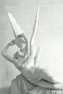 Cupid and Psyche, Bernini