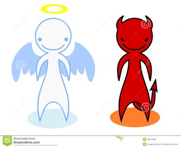 devil-angel-cartoon-figures-30974455