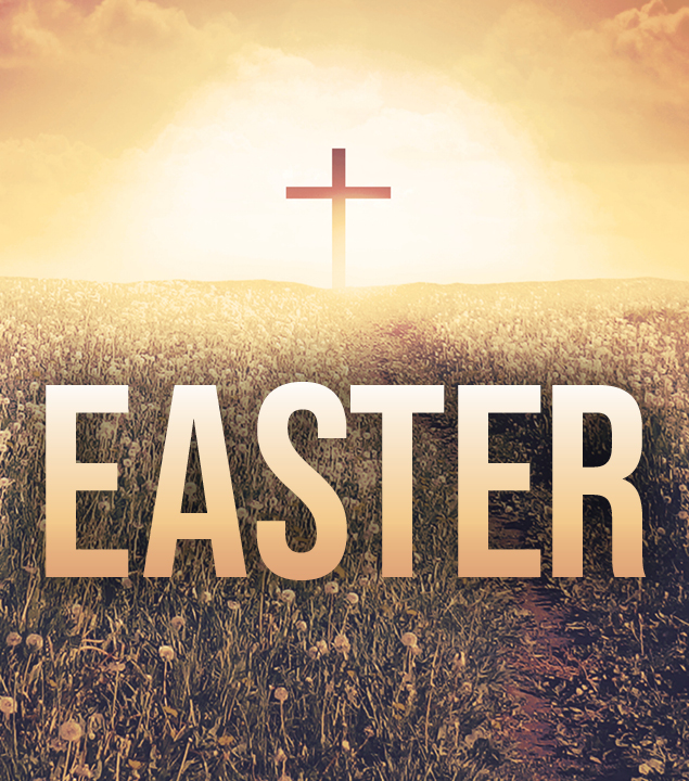 easter services christ church