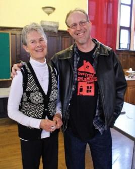 Gayle & Paul
