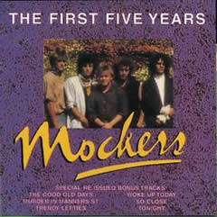 Cover of the Mockers