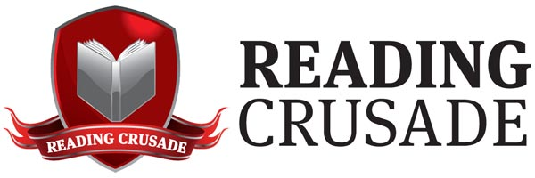 Reading crusade logo