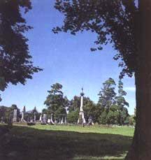 photo of Linwood Cemetery