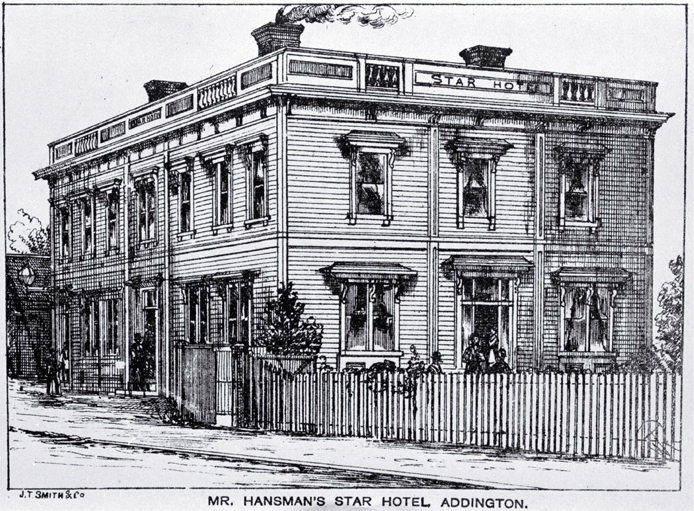 Photo of the Star Hotel Addington