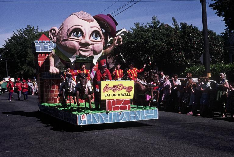 photo of Hay's Christmas parade