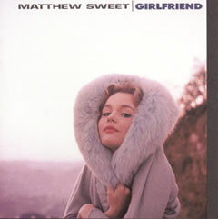 Cover of Matthew Sweet Girlfriend