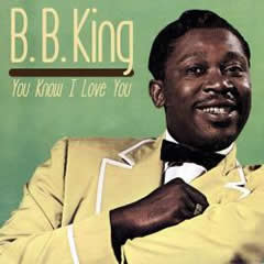 Cover of B. B. King