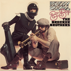 Cover of Brecker Brothers