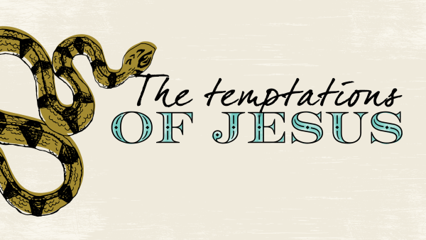 The Temptations of Jesus