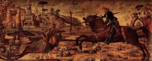 Carpaccio, St George and the Dragon