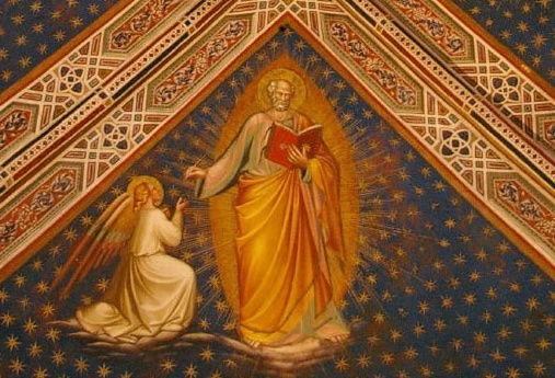 Spinello, St Matthew