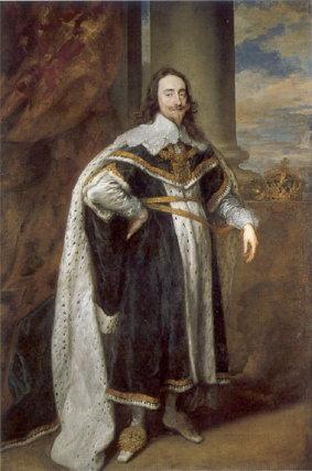 Van Dyck, Charles I King