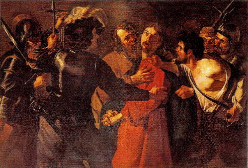 Baburen, Arrest of Christ