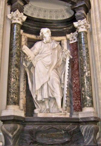 Moratti, St Simon
