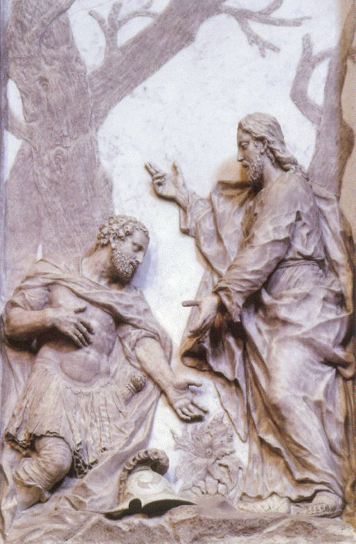 Morlaiter, Jesus and the Centurion