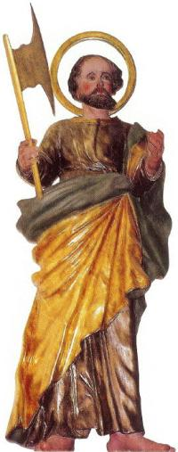 Pamer, St Mattthias