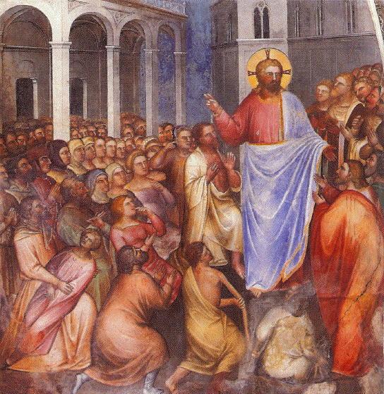 Giusto deMenabuoi, Jesus Miracles