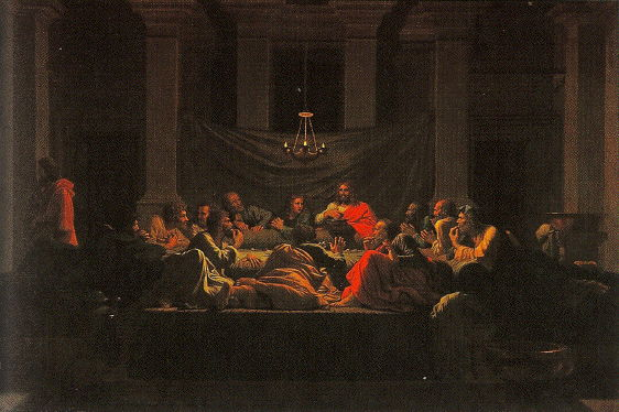 Poussin, Eucharist II