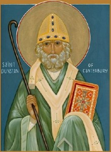 Saint Dunstan