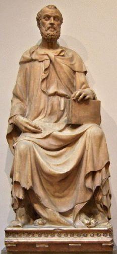 Bernardo di Piero Ciuffagni, San Matteo