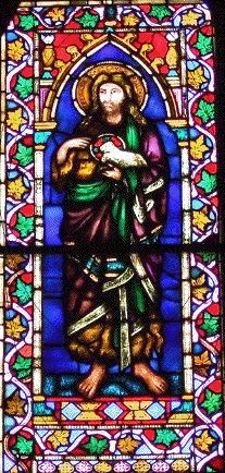 Gaddi, St. John the Baptist