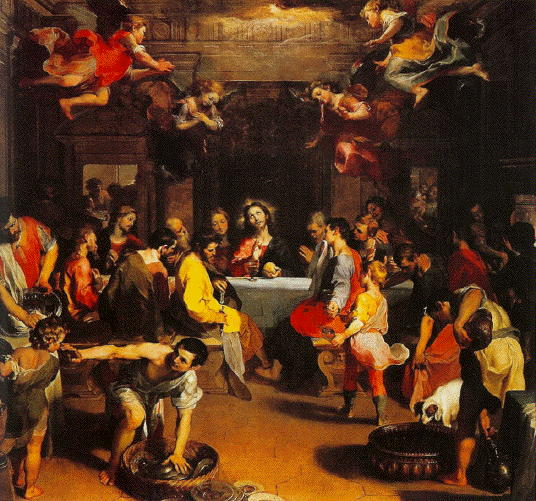 Barocci, Last Supper