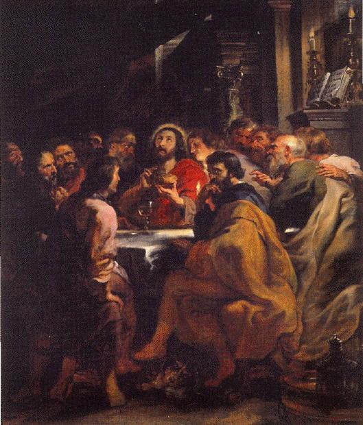 Rubens, Last Supper