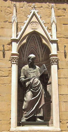 Baccio da Montelupo, St. John the Evangelist