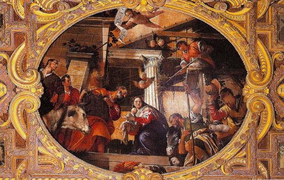 Veronese, Adoration of the Shepherds