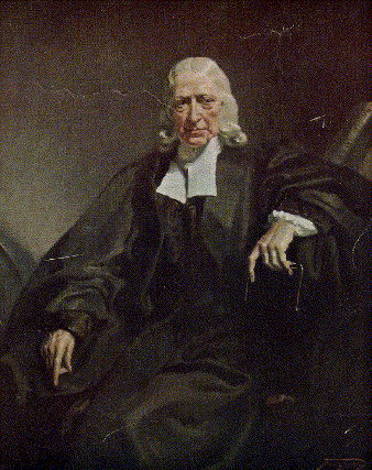 Salisbury, John Wesley as an Old Man