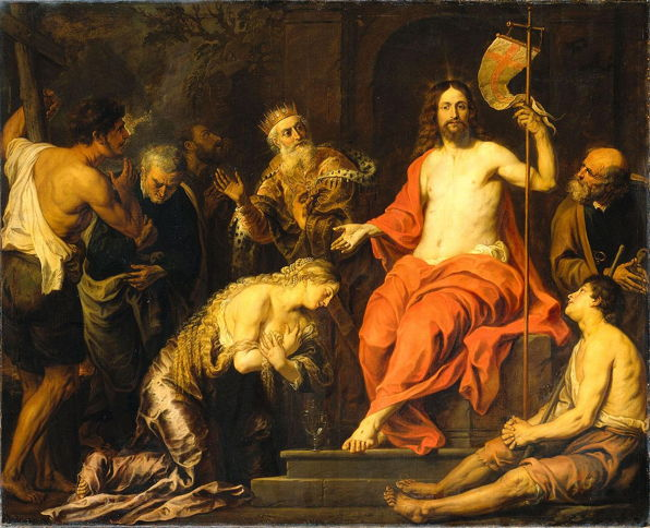 Seghers, Christ and the Repentant Sinners