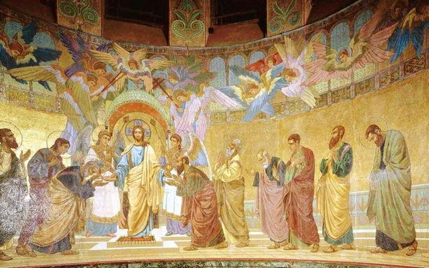 Kharlamov, The Holy Eucharist