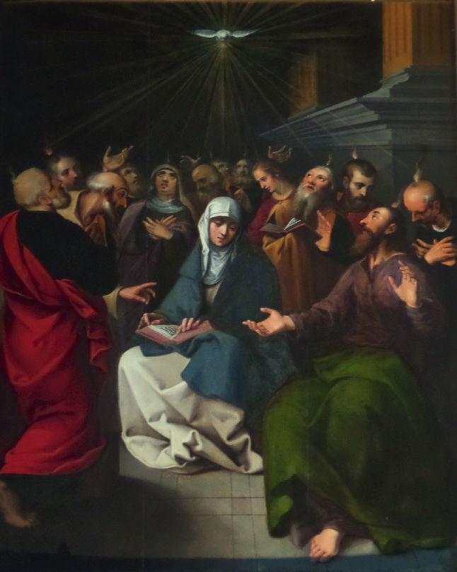 Francken Workshop, Descent of the Holy Spirit