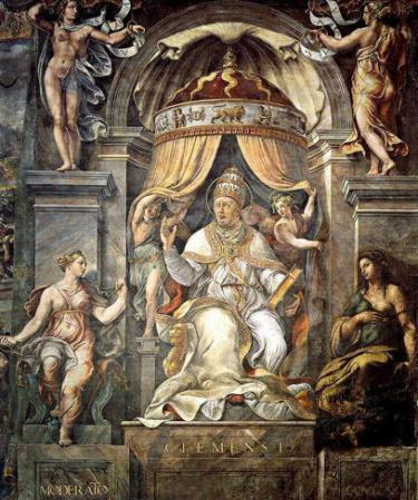 Romano, St. Clement