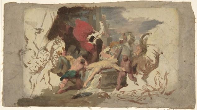 Heim, Martyrdom of St. Hippolytus
