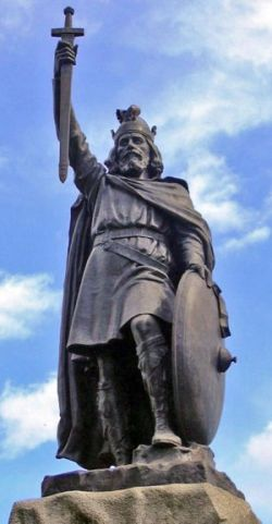 Thornycroft, Alfred the Great