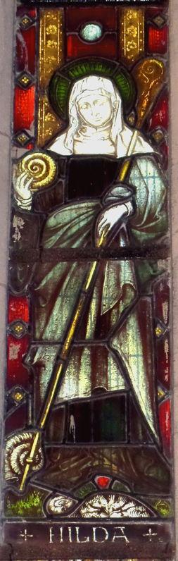 St. Augustine Kilburn, Saint Hilda