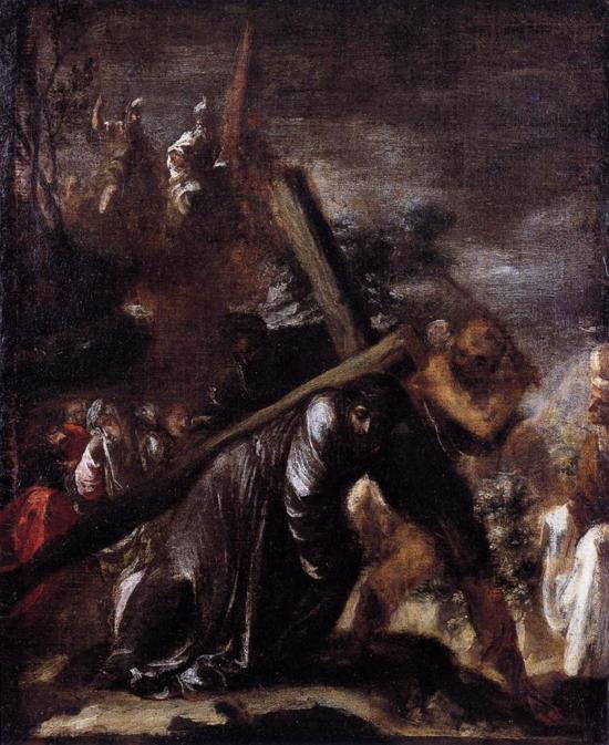 Juan de Valdés Leal, Carrying the Cross