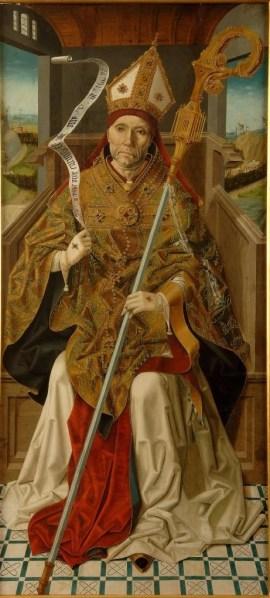 Master of San Ildefonso, St. Athanasius