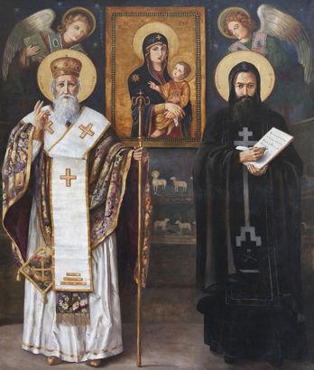 Thorová, SS. Cyril and Methodius