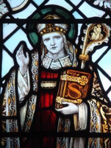 St. Swithun upon Kingsgate Church, St. Swithun