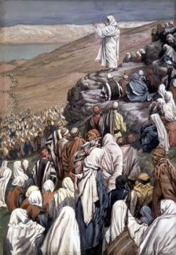 James Tissot, Sermon of the Beatitudes