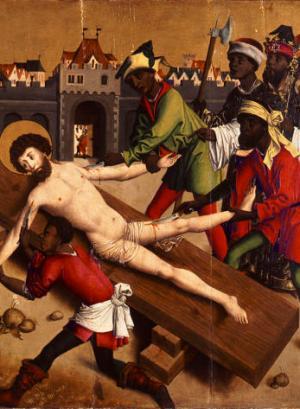 Master of the Winkler Epitaph, Martyrdom of St. Bartholomew