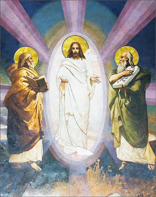 Pavel Svedomsky, Transfiguration
