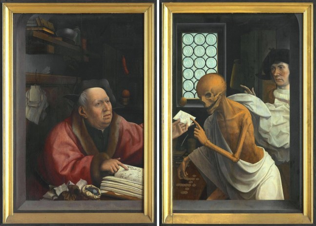 Provoost, Death and the Miser