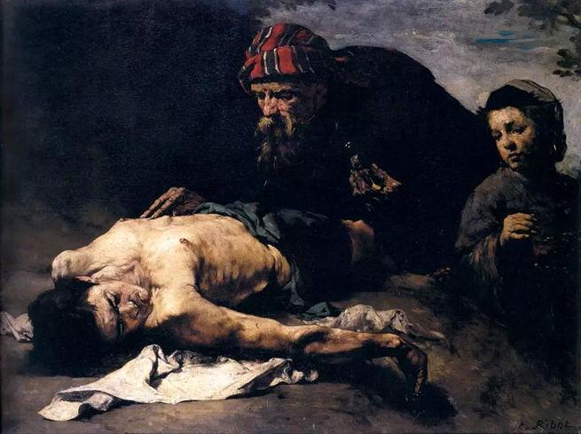 Ridot, The Good Samaritan