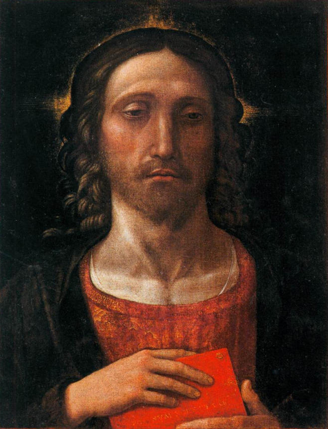 Mantegna, Christ the Redeemer
