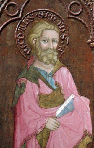Lorenzo Salimbeni, St. Simon
